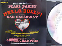 Hello Dolly- Broadway Cast mit Pearl Bailey- RCA/ VICTOR