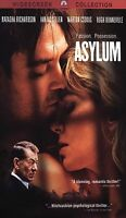 Asylum (DVD, 2006) Natasha Richardson, Ian McKellen Csokas Widescreen