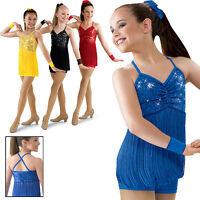 NEW \u0027Stop the Beat\u0027 Tap Jazz Musical Theatre Baton Dance Competition Costume
