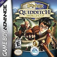 Harry Potter: Quidditch World Cup  (Nintendo Game Boy Advance, 2003)