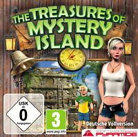 The Treasures Of Mystery Island (PC, 2011, Jewelcase)