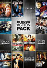 10-Movie Action Pack (DVD, 2011, 2-Disc Set)