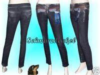 Miss Sixty Jeans ♥ FLY J LOT ♥ schwarz W 29 / W 30 Röhre NEU !
