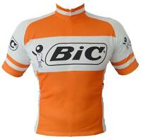 BIC vintage Unique and Cool Cycling Jersey S-XXXL FROM EUROPE