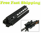 UTG - SKS Tactical Quad Rail Forearm Picatinny Rail Scope Accessory Weaver Mount