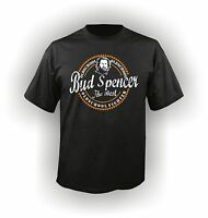 bud spencer old school heroes t shirt vintage terence hill. Black Bedroom Furniture Sets. Home Design Ideas