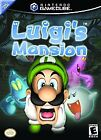 NINTENDO GAME CUBE 2001 LUIGI'S MANSION VIDEO GAME NEW AND SEALED