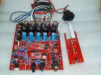 Upsampling 24bit/192 DAC KIT,TOROID TRAN,USB, PCM1794+DIR9001 ,1 touch control