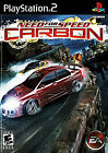 Need for Speed: Carbon (Sony PlayStation 2, 2006)
