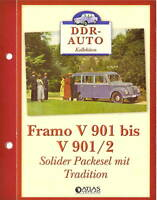 Datenblatt IFA Framo V 901 Solider Packesel mit Tradition  DDR Atlas