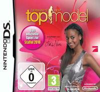 Nintendo DS Spiel: Germany's Next Topmodel 2010 mit OVP und Anleitung