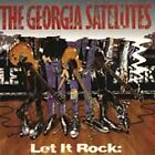 The Georgia Satellites CD. GREATEST HITS Let It Rock: Best Of