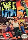 Zombie Nation (Nintendo Entertainment System, 1991) GAME ONLY NICE SHAPE NES HQ