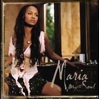 New My Soul - Maria - Rock & Pop Music CD