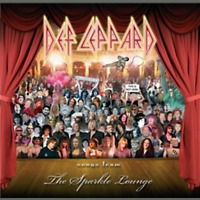 New Songs From The Sparkle Lounge - Def Lepard - CD