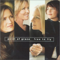 New Free To Fly - Point Of Grace - Gospel CD