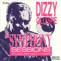 Symphony Sessions - Gillespie, Dizzy - Jazz Music Used - CD