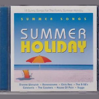 Summer Songs: Summer Holiday - Various - Used - CD