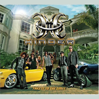 New Take It To The Limit - Hinder - CD