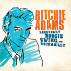 New Legendary Swing Boogie & Rockabilly - Adams, Ritchie - CD