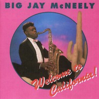 Welcome To California - Mcneely, Big Jay - Used - CD