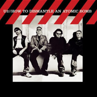 New How To Dismantle An Atomic Bomb Cd/Dvd - U2