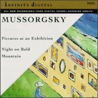 New Pictures At An Exhibition - Mussorgsky - CD