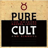 Pure Cult - Singles 1984-1995 - Cult, The - Used - CD