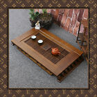 Bamboo Tea Table tray furniture plate cup wooden chair stool set gongfu China