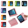 Kids Multicolor Shockproof Handle Protector Smart Case Cover For iPad Mini 2 3 4