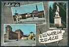 Torino Venaria Reale Saluti da Foto cartolina C2540 SZD