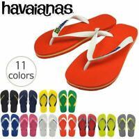 Havaianas Brasil Logo Men Youth Boys Flip Flops Sandals Vary Sizes Colors