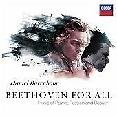 Ludwig van Beethoven - Beethoven for All: Music of Power, Passion and Beauty-CD