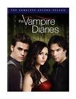 The Vampire Diaries Season Two 5-Disc Set Region 4 DVD VG to EX Condition