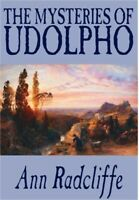 The Mysteries of Udolpho (Hardback or Cased Book)