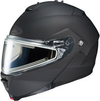 HJC IS-MAX 2 Snow Helmet with Frameless Electric Shield Matte Black 0000223566