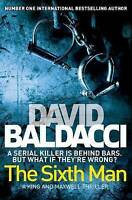 (SIXTH MAN) BY BALDACCI, DAVID[ AUTHOR ]Paperback 11-2011, , Very Good Book