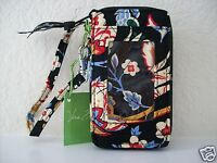 Vera Bradley All In One Wristlet - Versailles - New With Tags!