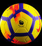 Nike Premier League Strike Pallone Football Calcio Giallo 2017 18