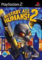 Destroy All Humans 2 Sony PlayStation 2 -Sehr gepflegt-