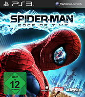 Spider-Man: Edge of Time (Sony PlayStation 3, 2011)