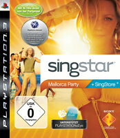 SingStar: Mallorca Party (Sony PlayStation 3, 2009)