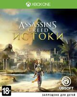 ASSASSIN'S CREED ORIGINS (Xbox One, 2017) Russian, English version