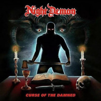 New Curse Of The Damned - Night Demon - CD