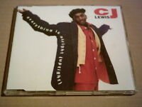 Maxi-CD C J Lewis - Everything is alright (uptight)