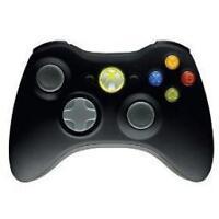 Microsoft Xbox 360 Core (NSF-00002) Gamepads