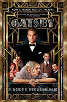 The Great Gatsby by F. Scott Fitzgerald BRAND NEW BOOK (Paperback 2013)
