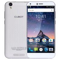 Smartphone 3 Go 5,0 pouces Android 6.0 MTK6737 Quad-Core 1,3 GHz 4G Dual SIM Bla