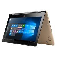 Ordinateur Portable Windows PC 11,6 pouces 4 Go 128 SSD 10 Intel Apollo Quad Cor