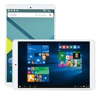 Tablette Windows 8 9.7 pouces OS Dual 8,0 2 Go 32 10 et Android 5.1 Intel Trail